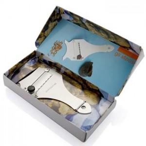Brandani 58179 taglia tartufo acciaio inox