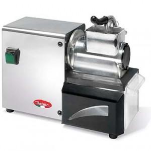 Reber N.3 10053N Grattugia Elettrica, Alluminio e Acciaio